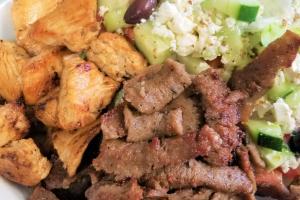 Grecian Plate - delivery menu