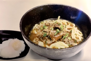 Sukiyaki - delivery menu
