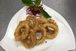 Calamari Fritter - delivery menu