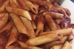 Mostaccioli - delivery menu