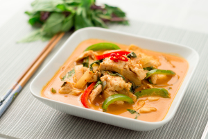 Thai Curry Chicken - delivery menu