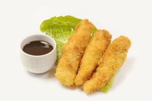 Chicken Finger Katsu - delivery menu