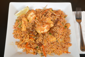 Malaysian Fried Rice - delivery menu