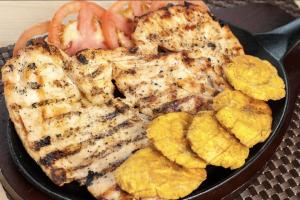 Pechuga a la Parilla - delivery menu