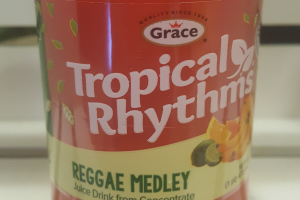 Reggae Medley Juice - delivery menu