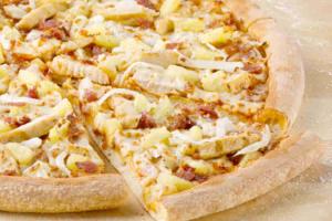 Hawaiian BBQ Chicken Pizza - delivery menu