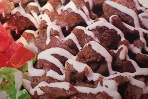 106. Gyro Salad - delivery menu