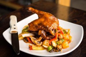 SPICE Crispy Half Duck - delivery menu