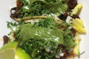 4. Al Pastor Taco - delivery menu