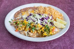 5. Pescado Dinner - delivery menu