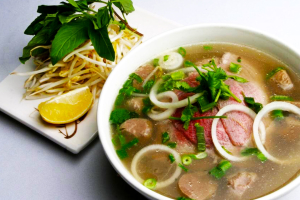 P1. Pho Viet Aroma - delivery menu