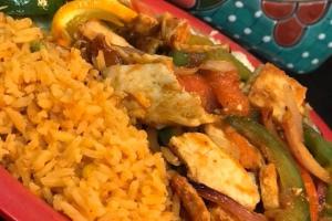 #32. Pechuga a la Mexicana - delivery menu