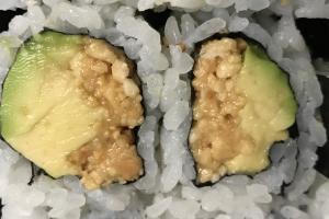 Peanut Avocado Roll - delivery menu