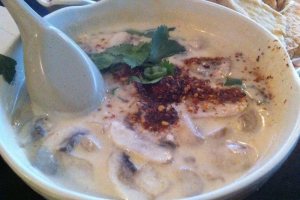 S5. Coco's Soup and Tom Kha - delivery menu