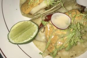 Fish Tacos - delivery menu