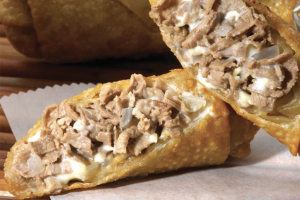 Steak Cheese Roll - delivery menu