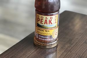 Gold Peak Tea - delivery menu