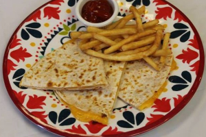 Quesadillas de Pollo con Queso - delivery menu