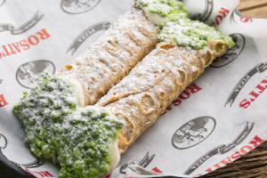 2 Cannolis - delivery menu