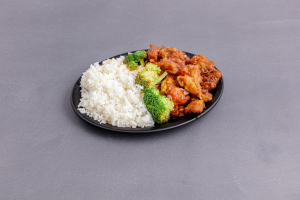 C1. General Tso's Chicken Combination Special - delivery menu