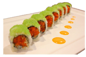 Wasabi Caviar Roll - delivery menu