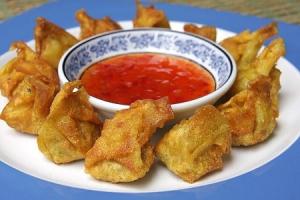 33. Fried Wonton - delivery menu