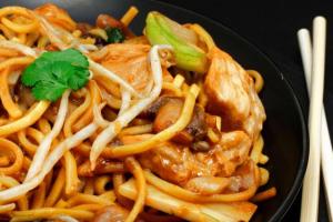 Vegetable Lo Mein - delivery menu
