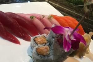 Tri-Color Sushi - delivery menu