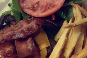 Big Burger Deluxe Sandwich - delivery menu