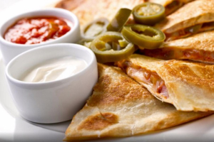 Roughneck Quesadilla - delivery menu