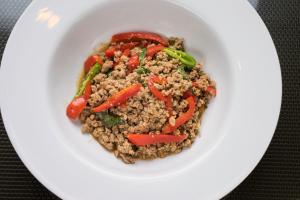 53. Pad Ka Paow - delivery menu