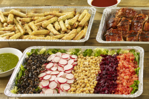 Catering Meat Tray for 12-14 people - delivery menu