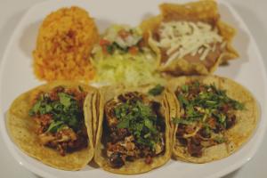 Los Arcos Style Tacos - delivery menu
