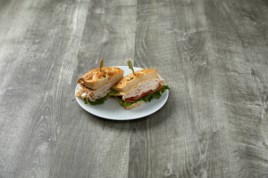 Home Style Turkey Sandwich - delivery menu