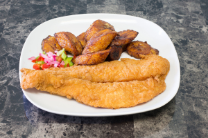 Pescado Frito Lunch Special - delivery menu