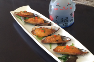 Bake Mussels - delivery menu