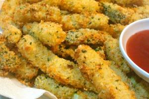 Fried Zucchini - delivery menu