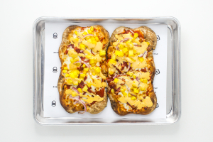 W12. Hawaiian Tex Pizza - delivery menu