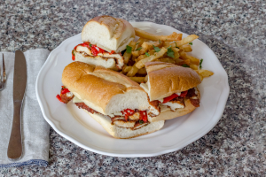 Chicken Cutlet Sandwich - delivery menu