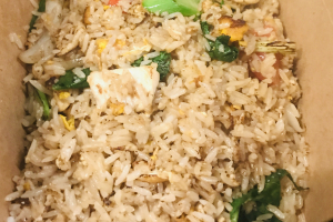F1. Thai Fried Rice - delivery menu