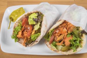 Chicken Shawarma Wrap - delivery menu