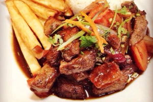 23. Lomo Saltado Filet Mignon - delivery menu