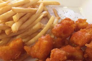 16. Crispy Calamari - delivery menu