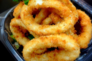 Fried Calamari - delivery menu