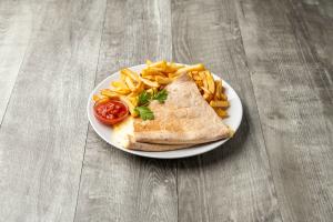 Plain Quesadilla - delivery menu