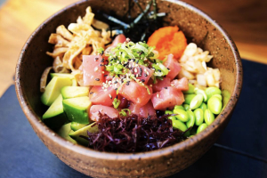 Ahi Tuna Bowl - delivery menu