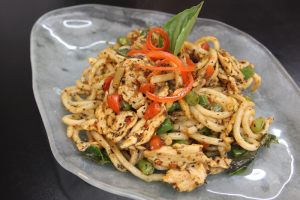 Udon Drunken Noodles - delivery menu