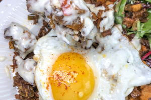 Brisket Hash Platter Brunch - delivery menu