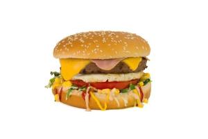 2. Brazilian Burger - delivery menu