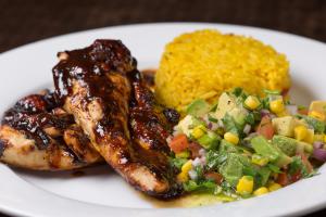 BBQ Jerk Chicken - delivery menu